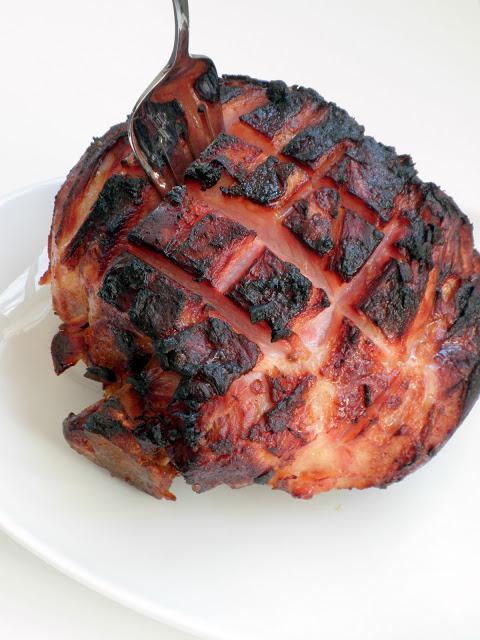 szynka wieprzowa pieczona w piekarniku
