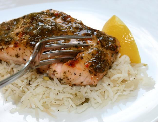 come cucinare il salmone a bagnomaria