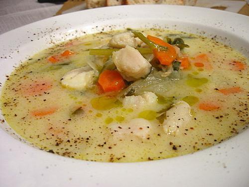 kako kuhati juhu recept