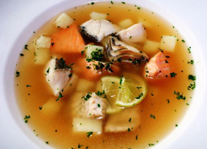 kako kuhati riblju juhu