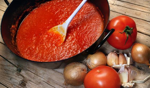 ricetta di pasta di pomodoro