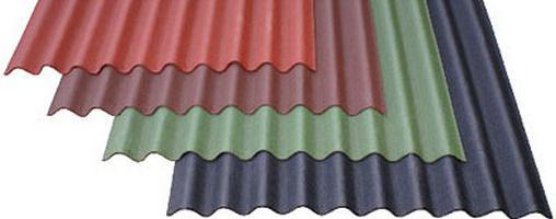 pokryjte střechu ondulínem