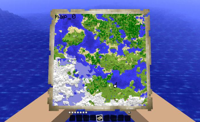 как да създадете карта