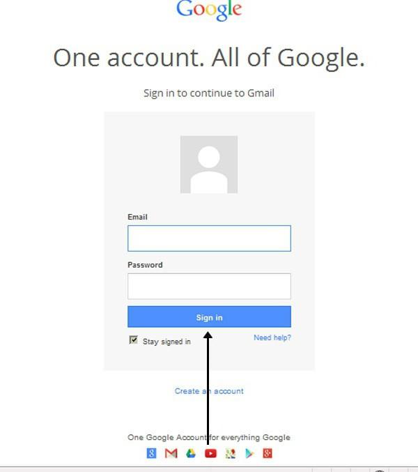 come creare un nuovo account