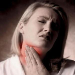 jak vyléčit bolest v krku