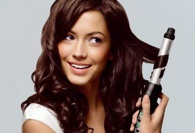 jak zvlnit vlasy navíjení