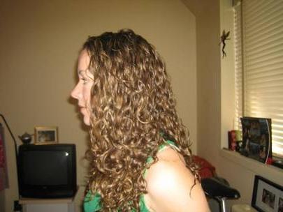 come arricciare i capelli