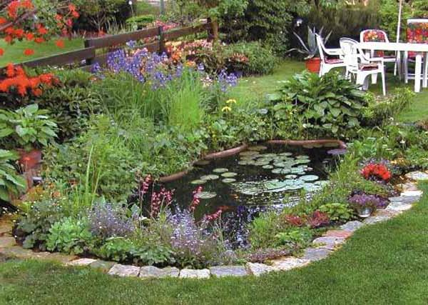 jak ozdobić swoje podwórko