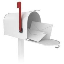 jak odstranit poštovní schránku