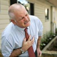 състояние преди инфаркта