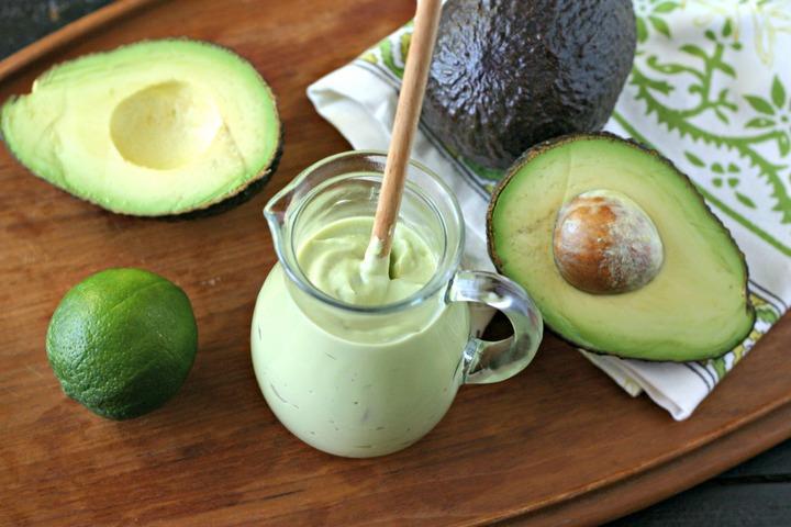 зрелост авокада