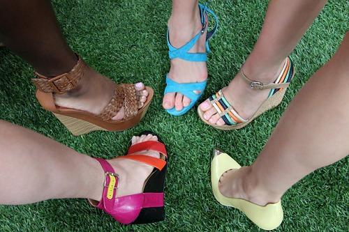 jak rozpowszechniać nowe buty