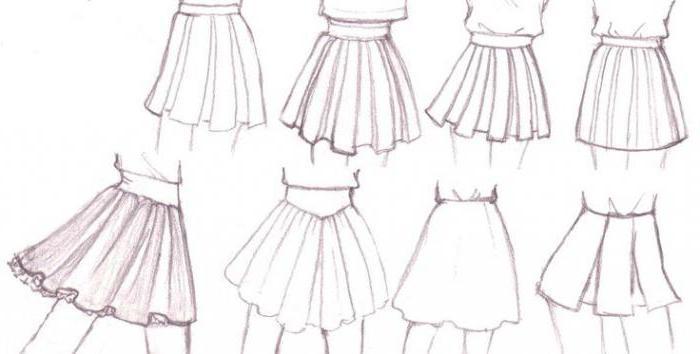 come disegnare i vestiti