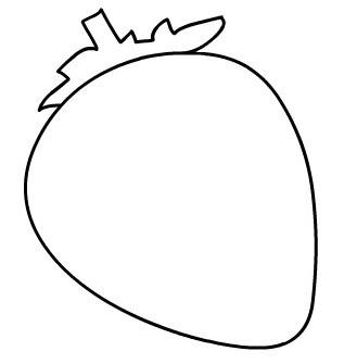 Как да нарисувате ягоди