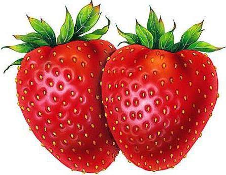Как да нарисувате ягоди на етапи