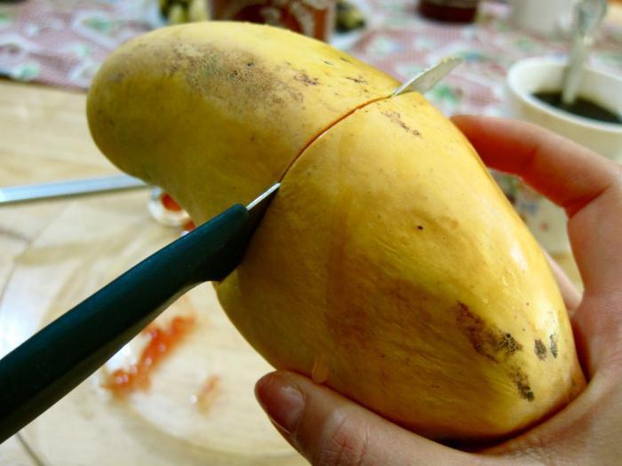 come mangiare mango verde