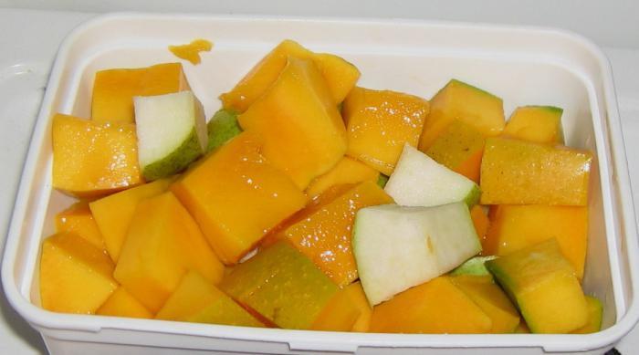 come mangiare il frutto di mango