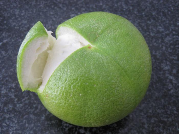 Jak jeść pomelo? Pomelo (owoce): korzystne właściwości..