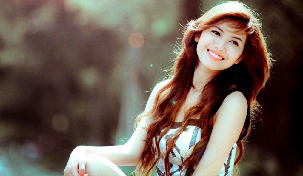 sorriso e ottimismo