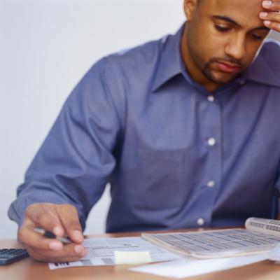 glej davčne dolgove