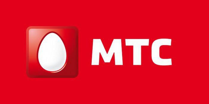 Saldo del traffico del conto personale MTS