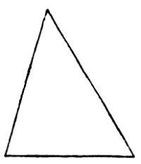 područje proizvoljnog trokuta