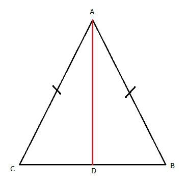 come trovare il lato di un triangolo isoscele