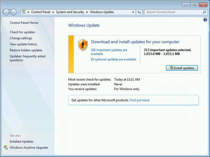errore appcrash come risolvere Windows 7 Internet Explorer