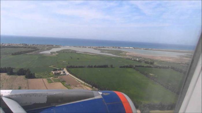 Quanti volano a Cipro da San Pietroburgo