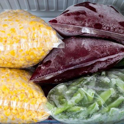 Ricette vegetali surgelati