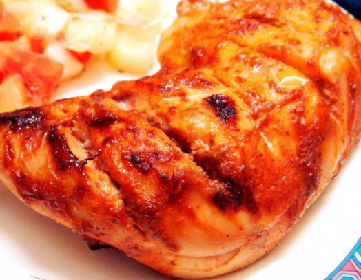 come friggere le cosce di pollo