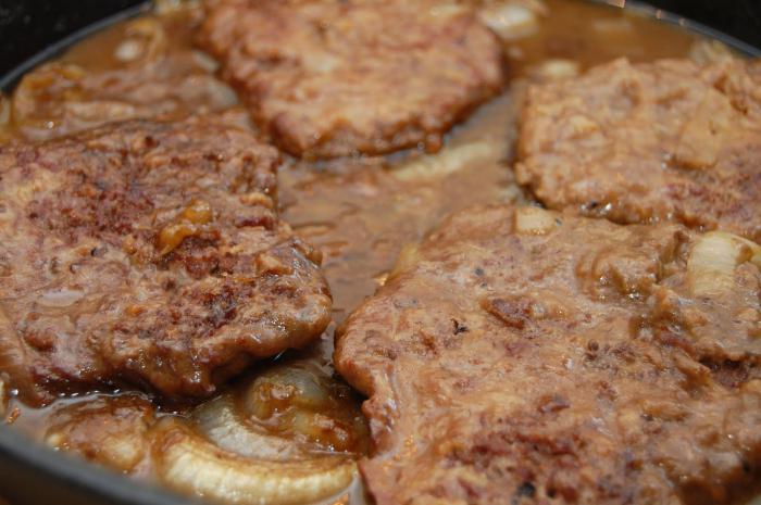 kako kuhati meso v ponvi