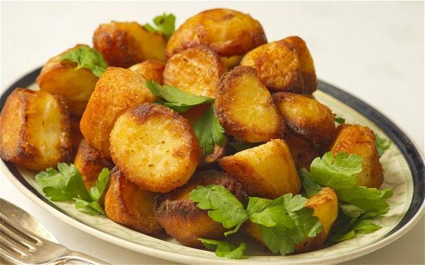 pravilno cvrtje krompirja