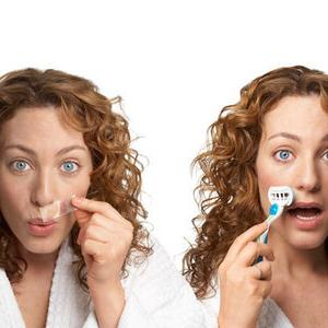 Как да се отървем от момиче с мустаци