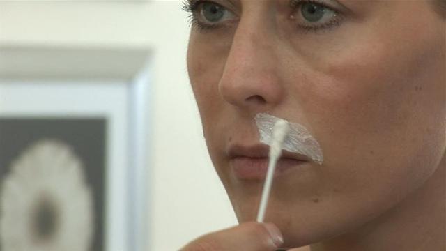 Как да се отървем от мустаци завинаги