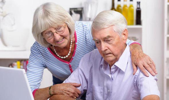domanda per la parte finanziata della pensione
