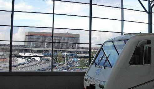 Mosca come arrivare a Sheremetyevo