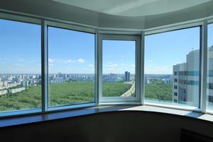 kako se glazirati balkon s plastičnim prozorima