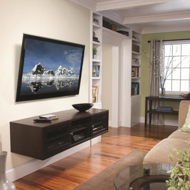 Kako objesiti televizor na zid