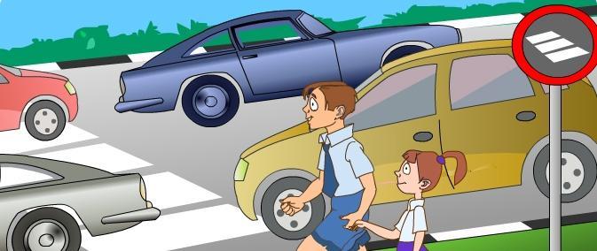 prometni znaki za otroke