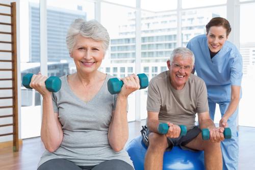 Educazione fisica negli anziani