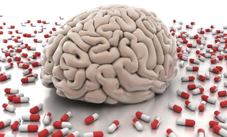 Cervello e pillole