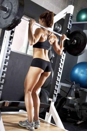 povećati vježbe u guzici