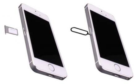 kako umetnuti SIM karticu u iPhone 6