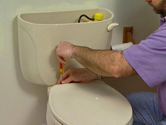 jak nainstalovat WC s vlastními rukama