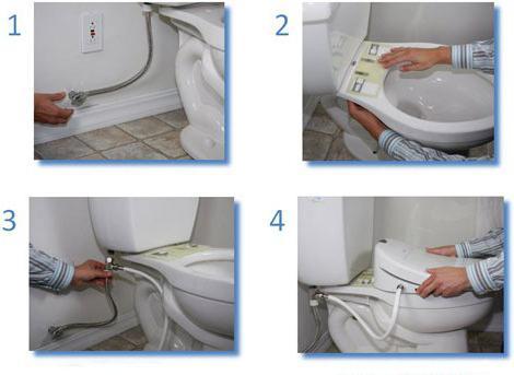 jak nainstalovat toaletu