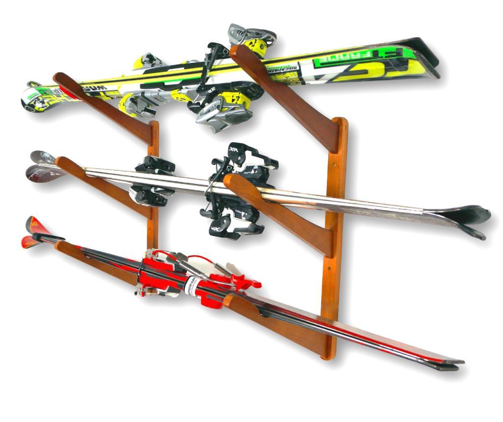 Come installare il supporto su sci di fondo e sci alpino?