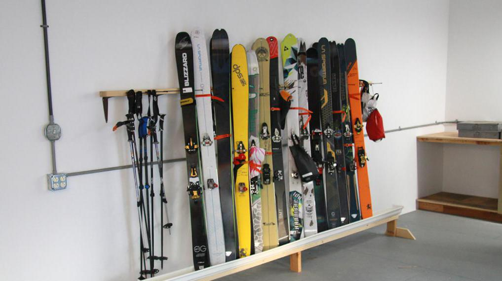 Monte per lo sci