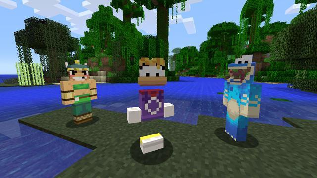 jak zainstalować skórkę Minecrafta
