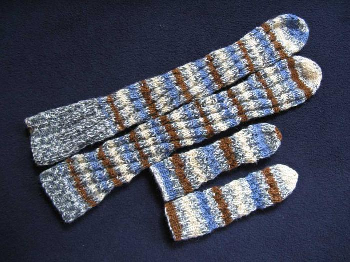 calze per principianti